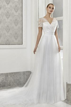 Vestido Novia Esthefan modelo Amapola