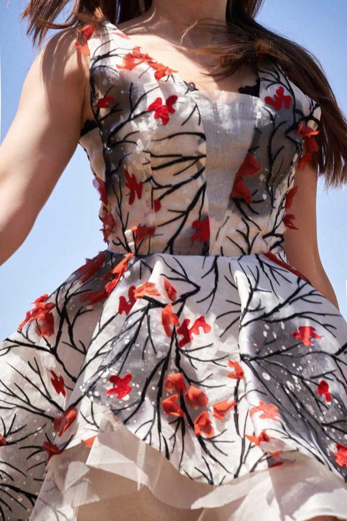 Vestido de Fiesta Entrenovias ICH08393 R