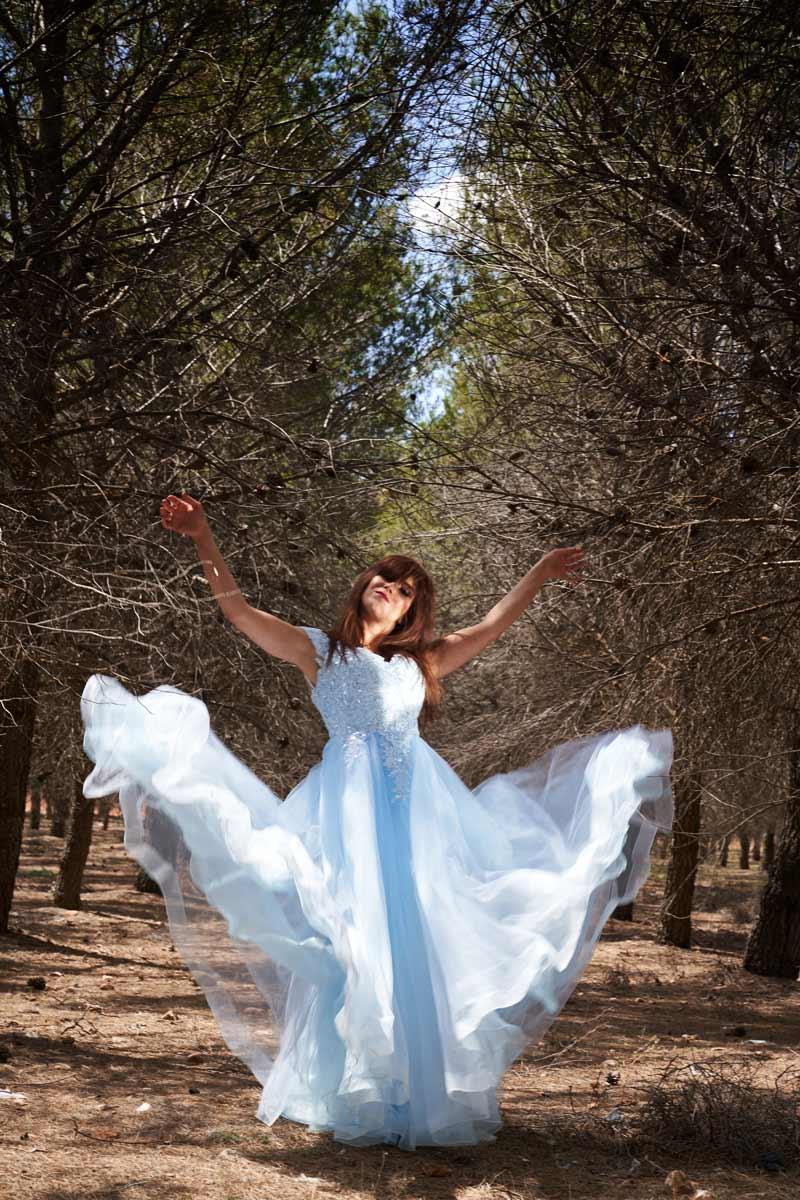 Vestido de Fiesta Entrenovias ICH08872 R