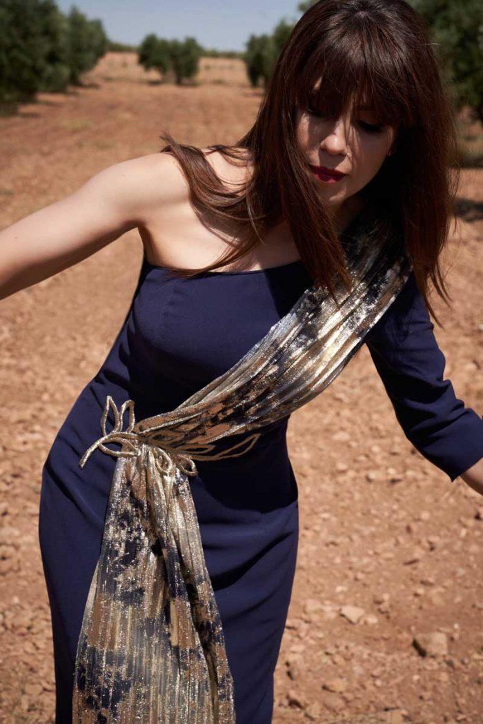 Vestido de Fiesta Entrenovias ICH09107 R