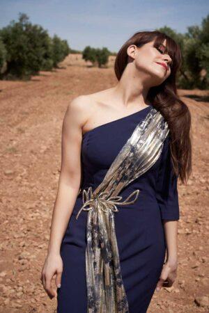 Vestido de Fiesta Entrenovias ICH09118 R