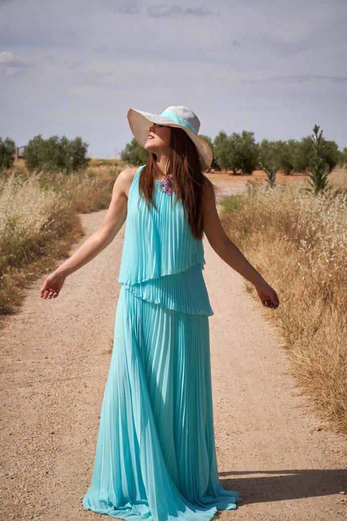 Vestido de Fiesta Entrenovias ICH09335 R