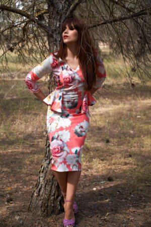 Vestido de Fiesta Entrenovias ICH09508 R