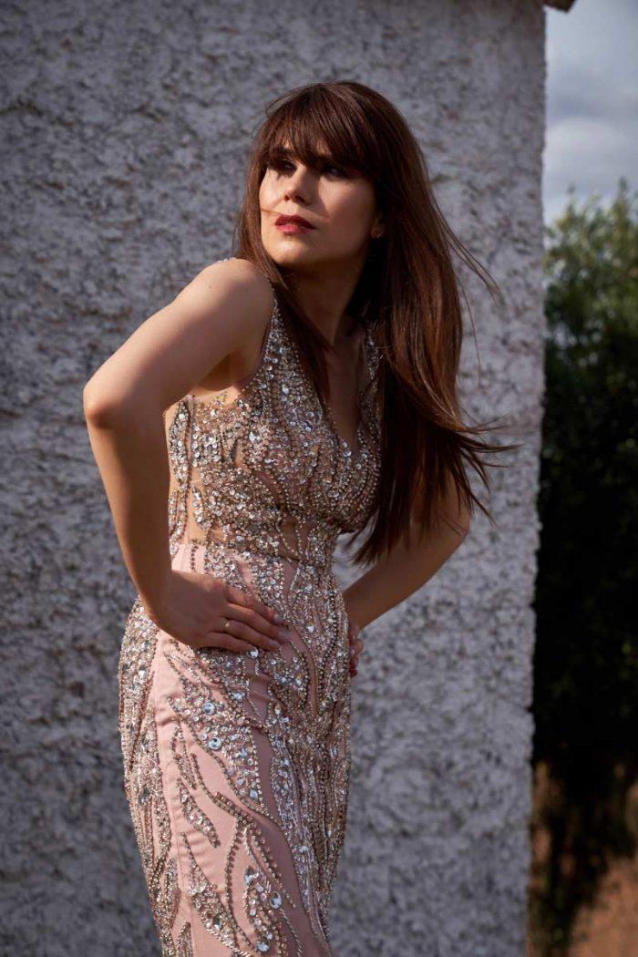 Vestido de Fiesta Entrenovias ICH09858 R