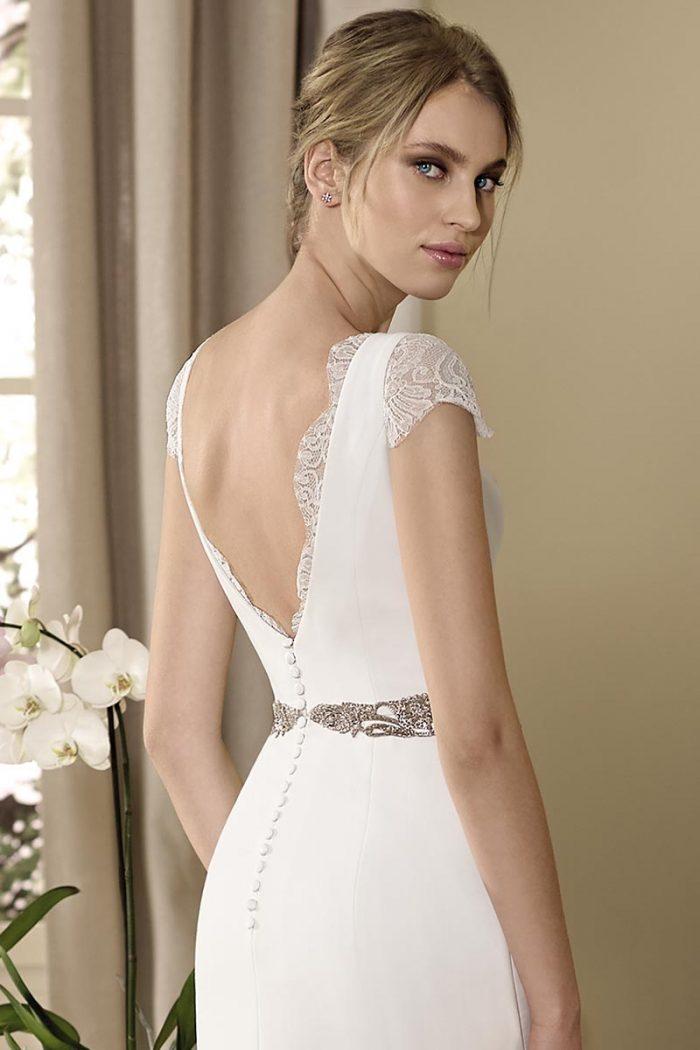 Vestido novia cabotine modelo orquidea d