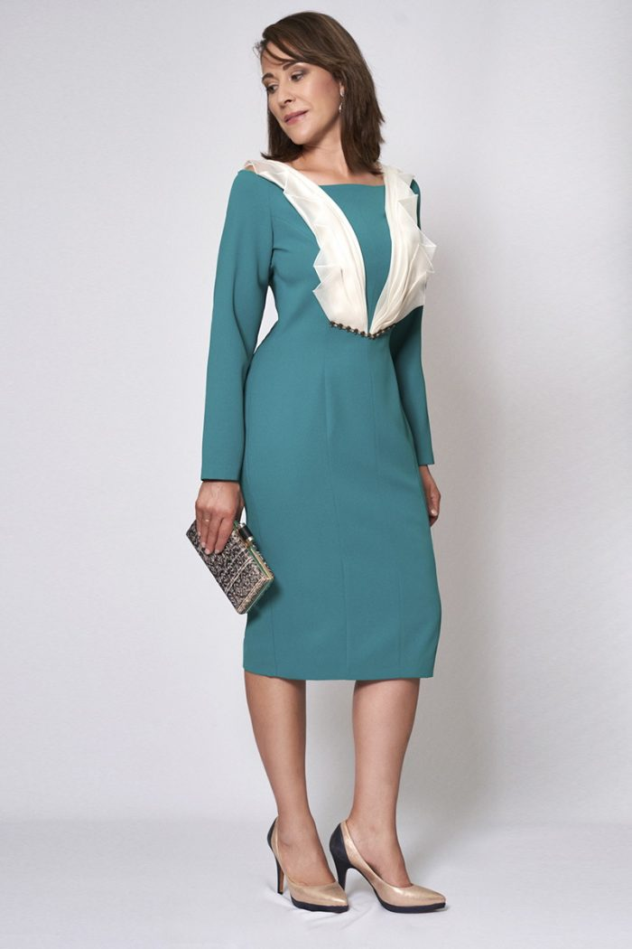 Vestido de fiesta modelo ICH02171 P