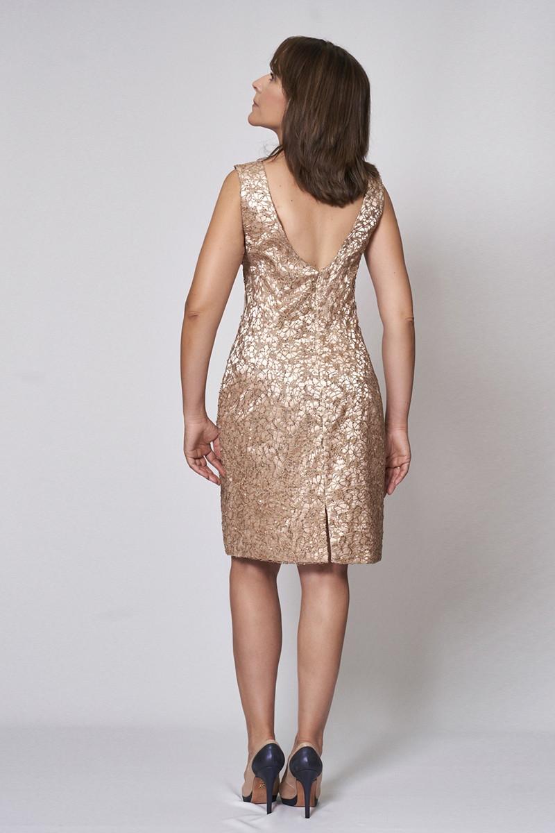 Vestido de fiesta modelo ICH02193 P