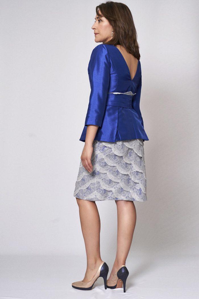 Vestido de fiesta modelo ICH02210 P