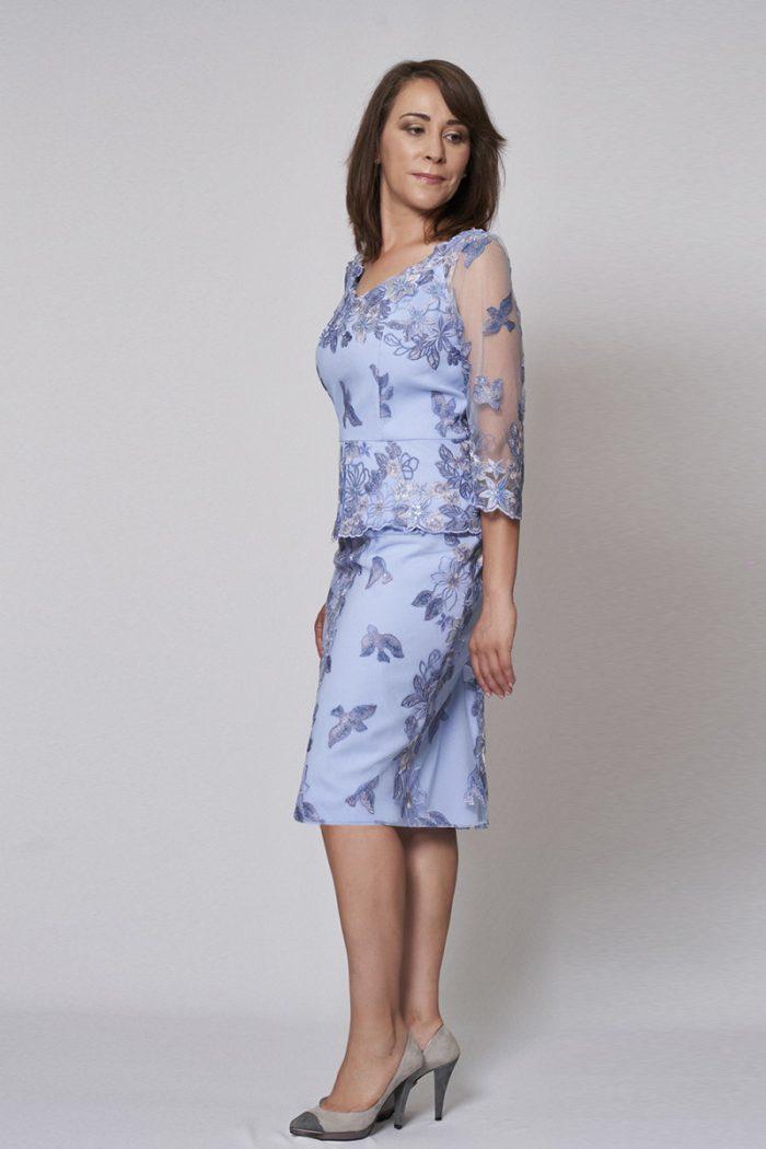 Vestido de fiesta modelo ICH02248 P