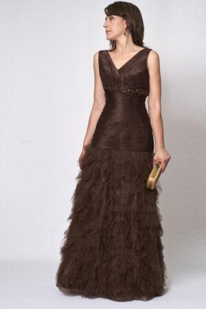 Vestido de fiesta modelo ICH02262 P