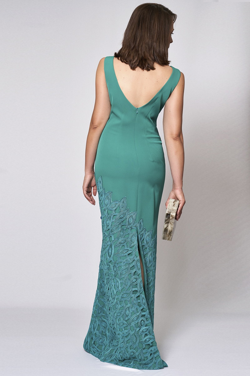 Vestido de fiesta modelo ICH02301 P