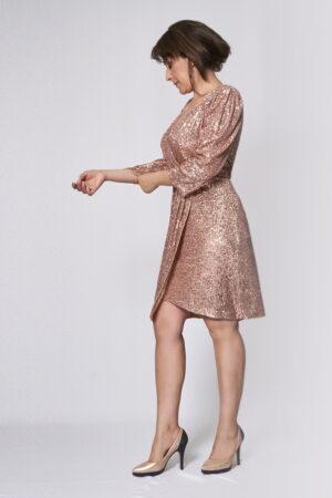 Vestido de fiesta modelo ICH02321 P