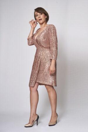 Vestido de fiesta modelo ICH02334 P