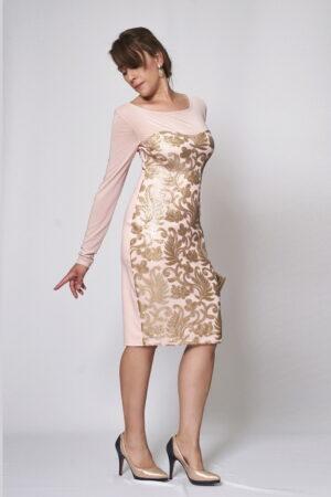 Vestido de fiesta modelo ICH02366 P