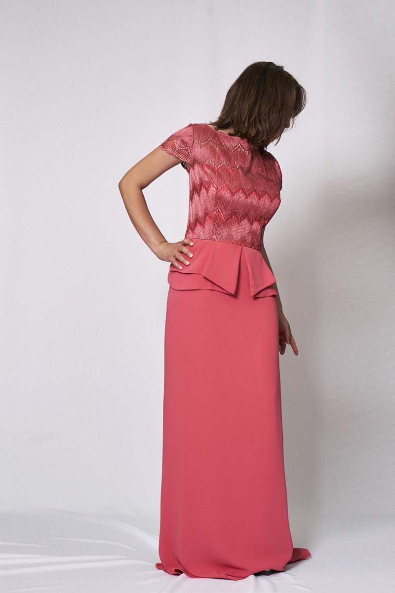 Vestido de fiesta modelo ICH02426 P