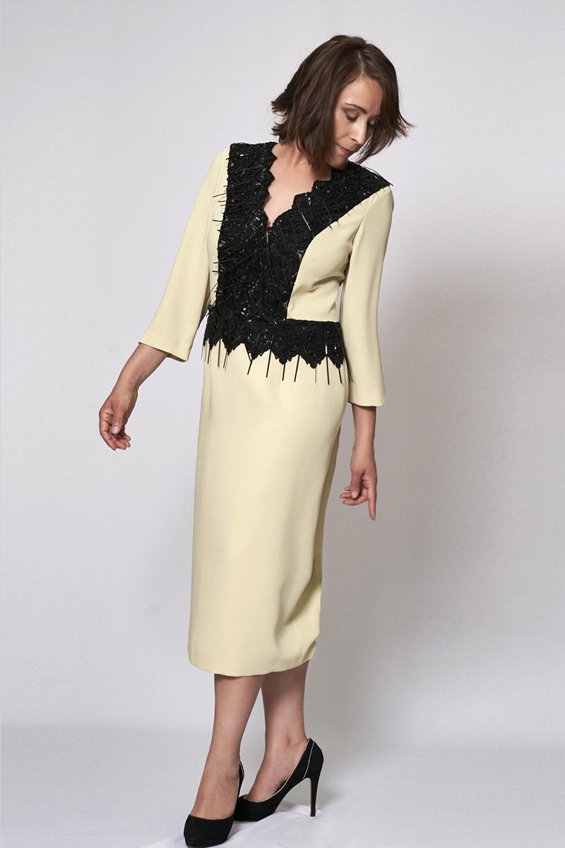Vestido de fiesta modelo ICH02474 P