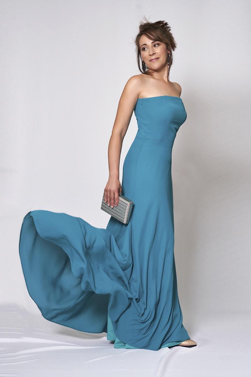 Vestido de fiesta modelo ICH02495 P