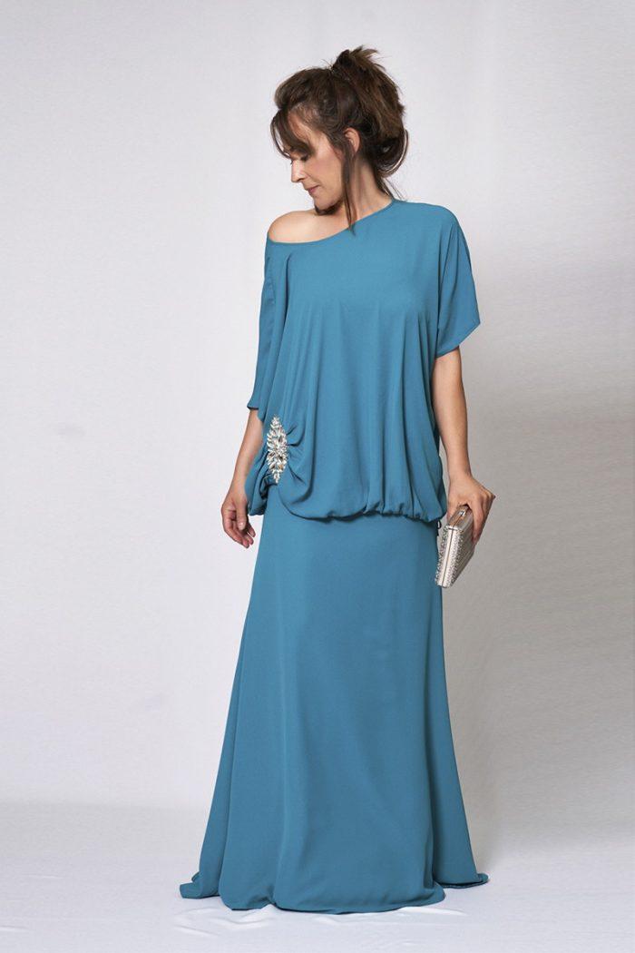 Vestido de fiesta modelo ICH02519 P