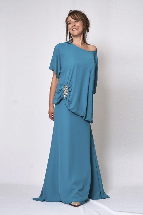 Vestido de fiesta modelo ICH02544 P