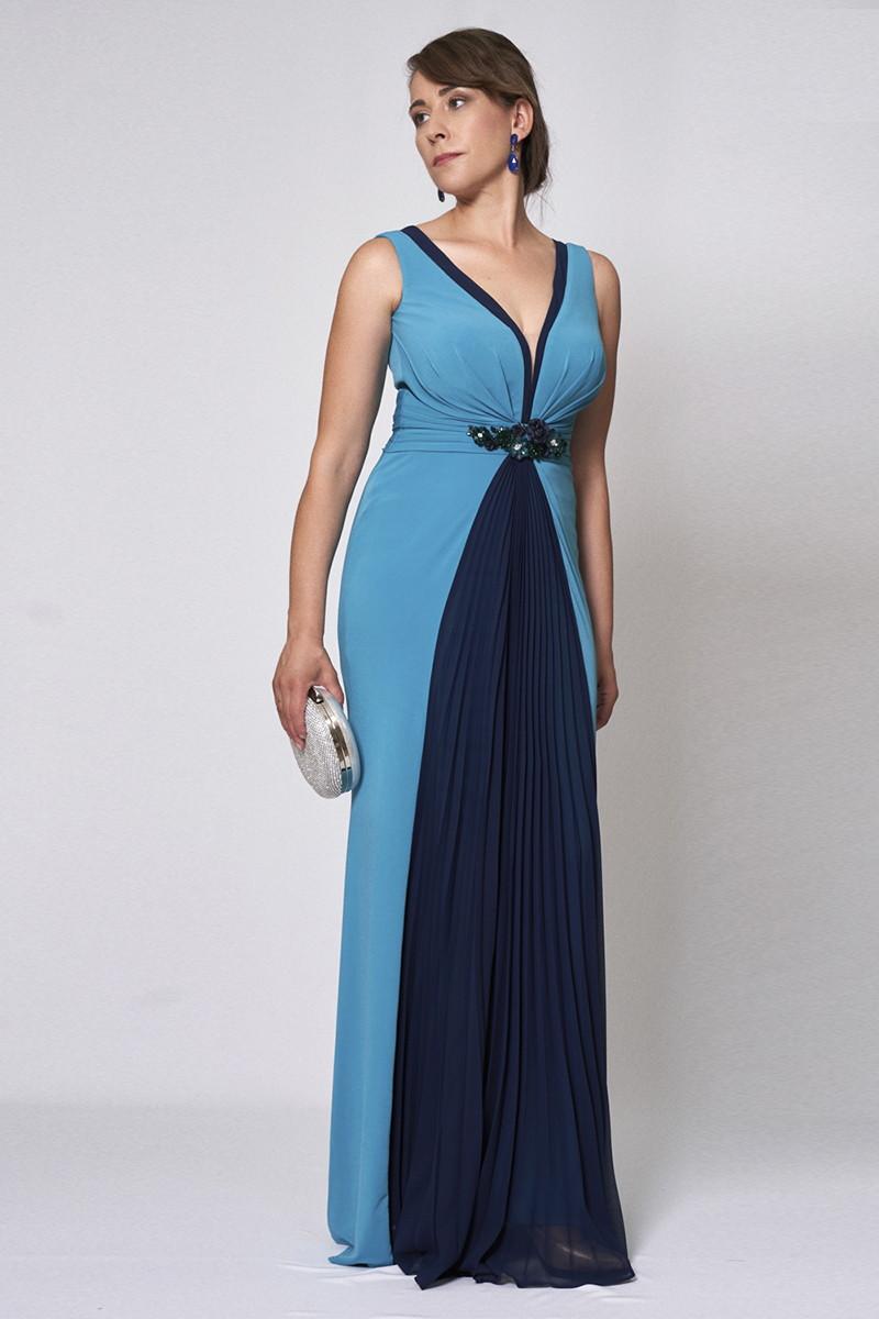 Vestido de fiesta modelo ICH02549 P