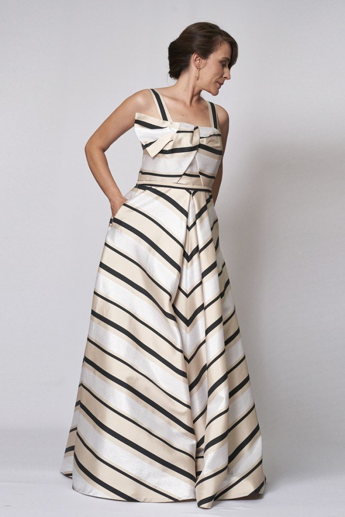 Vestido de fiesta modelo ICH02594 P