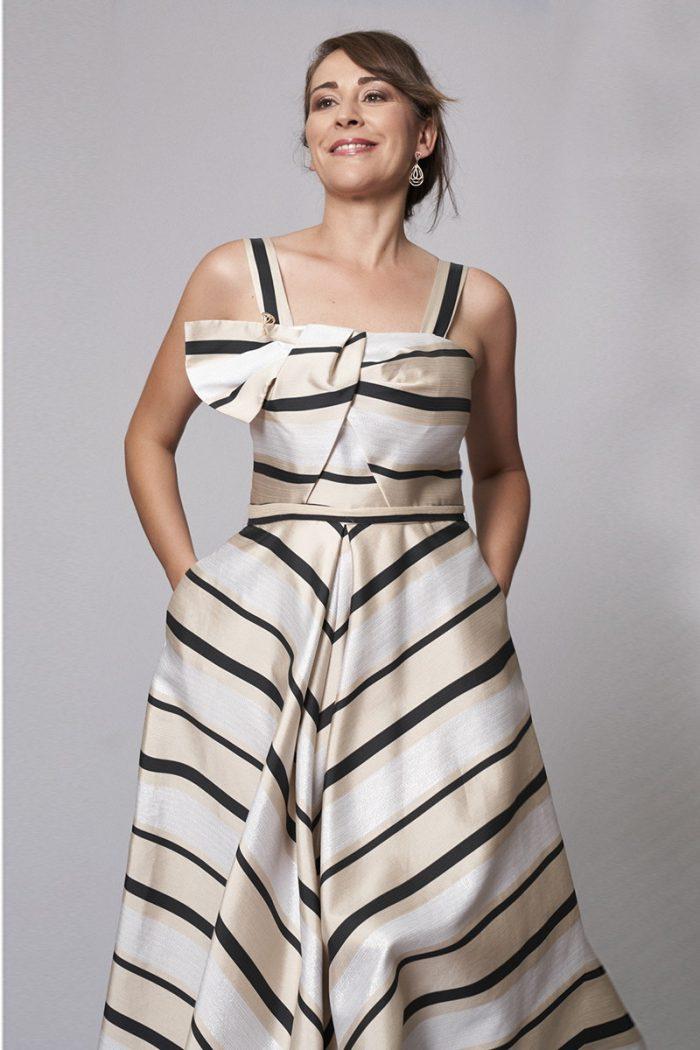 Vestido de fiesta modelo ICH02623 P