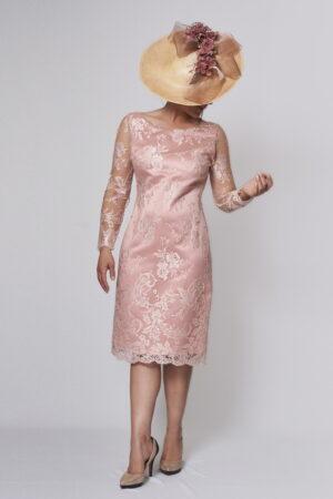 Vestido de fiesta modelo ICH02753 P