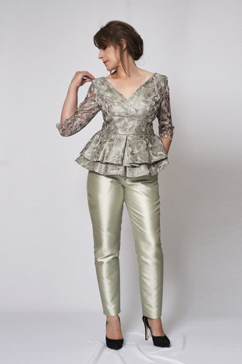 Vestido de fiesta modelo ICH02832 P