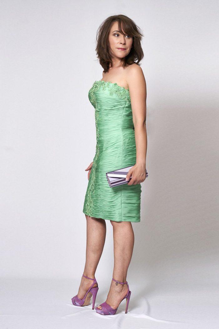 Vestido de fiesta modelo ICH02847 P