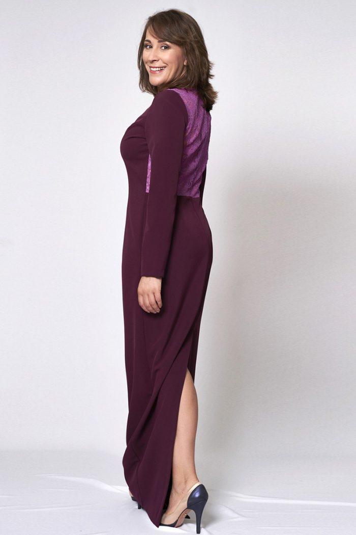 Vestido de fiesta modelo ICH02904 P
