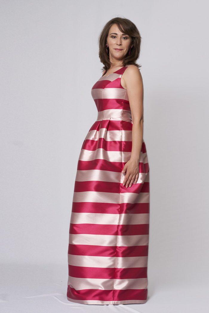 Vestido de fiesta modelo ICH02951 P