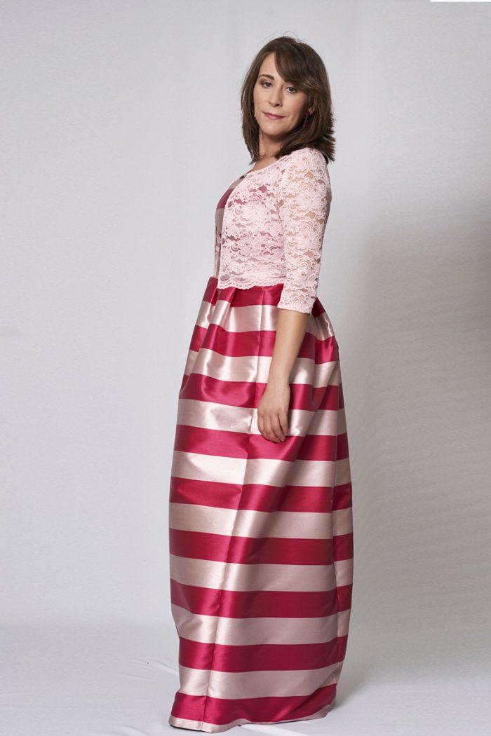 Vestido de fiesta modelo ICH02982 P