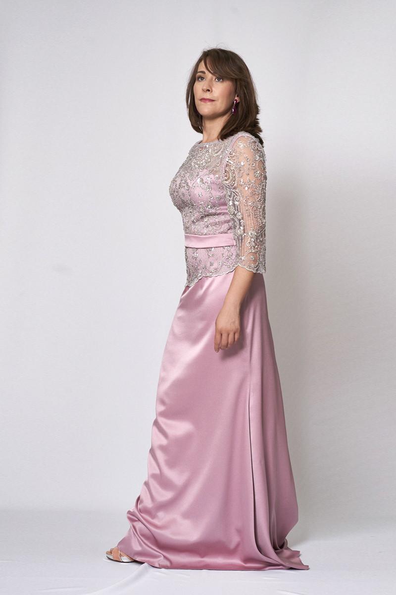 Vestido de fiesta modelo ICH03029 P
