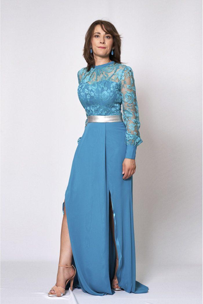 Vestido de fiesta modelo ICH03044 P