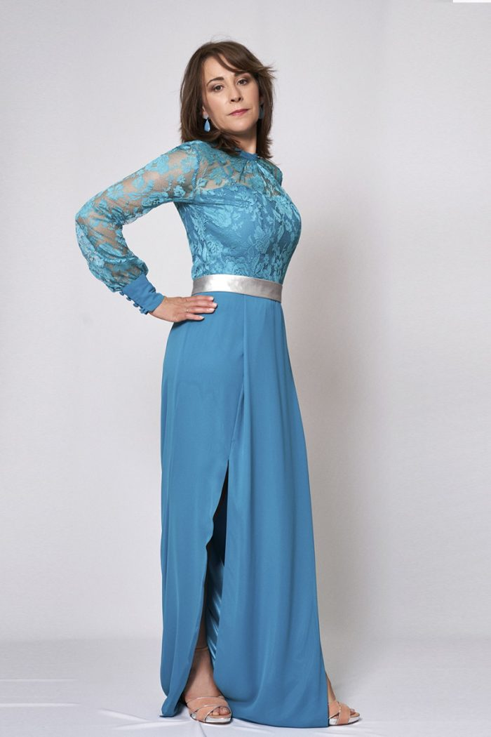 Vestido de fiesta modelo ICH03051 P