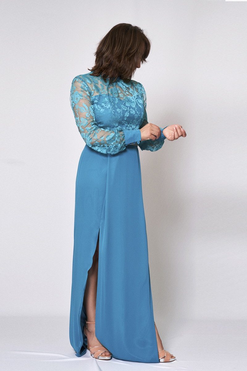 Vestido de fiesta modelo ICH03057 P