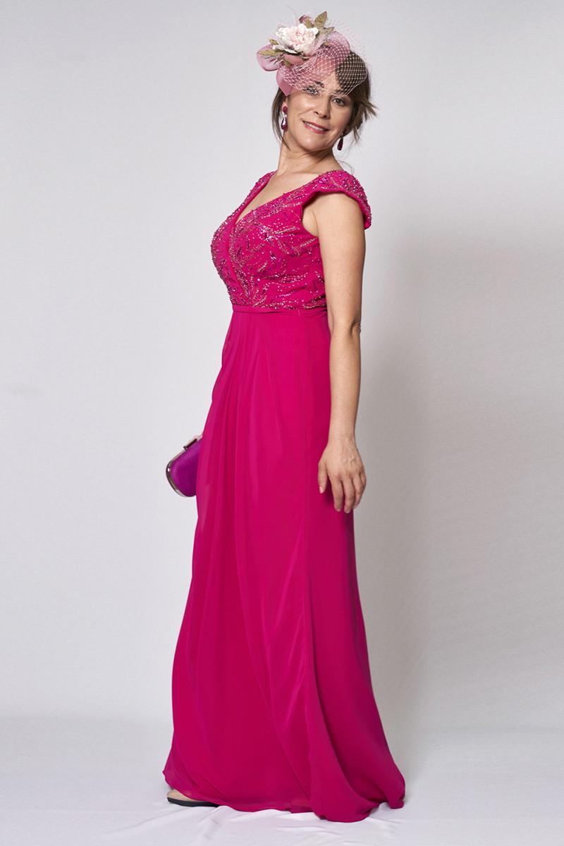 Vestido de fiesta modelo ICH03230 P