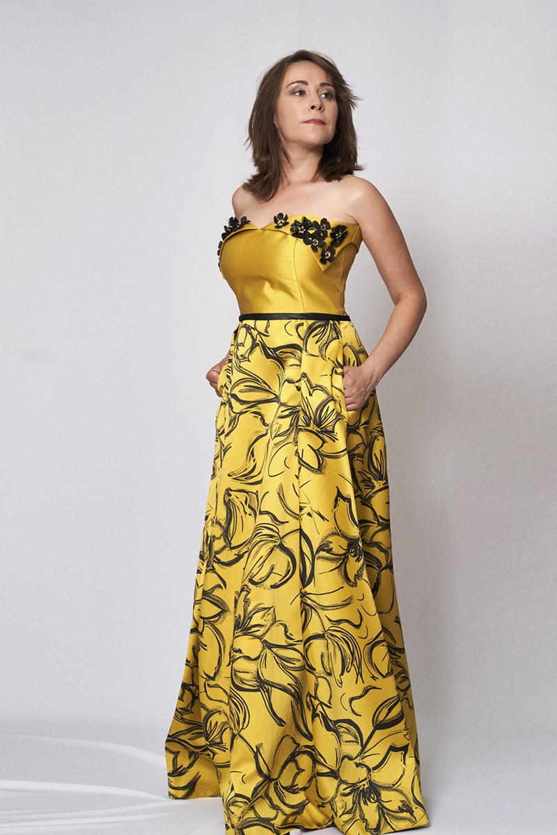 Vestido de fiesta modelo ICH03322 P