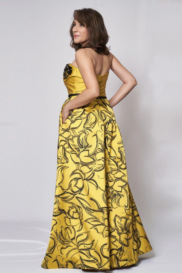 Vestido de fiesta modelo ICH03329 P