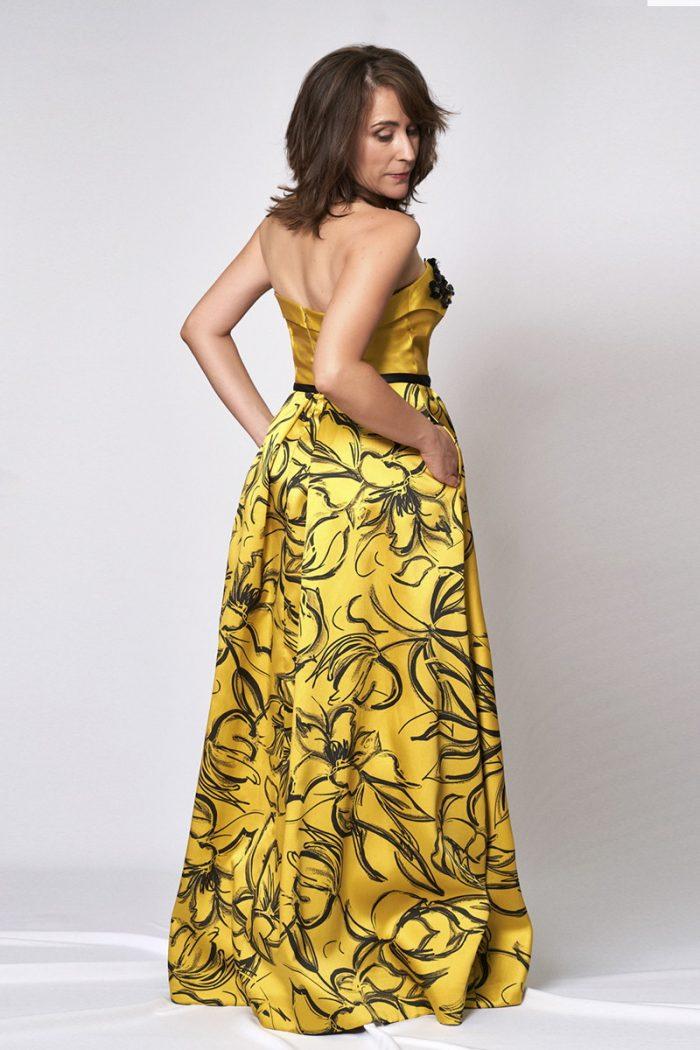 Vestido de fiesta modelo ICH03366 P