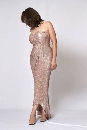 Vestido de fiesta modelo ICH03399 P