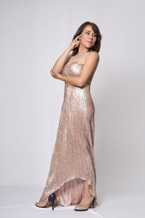 Vestido de fiesta modelo ICH03413 P