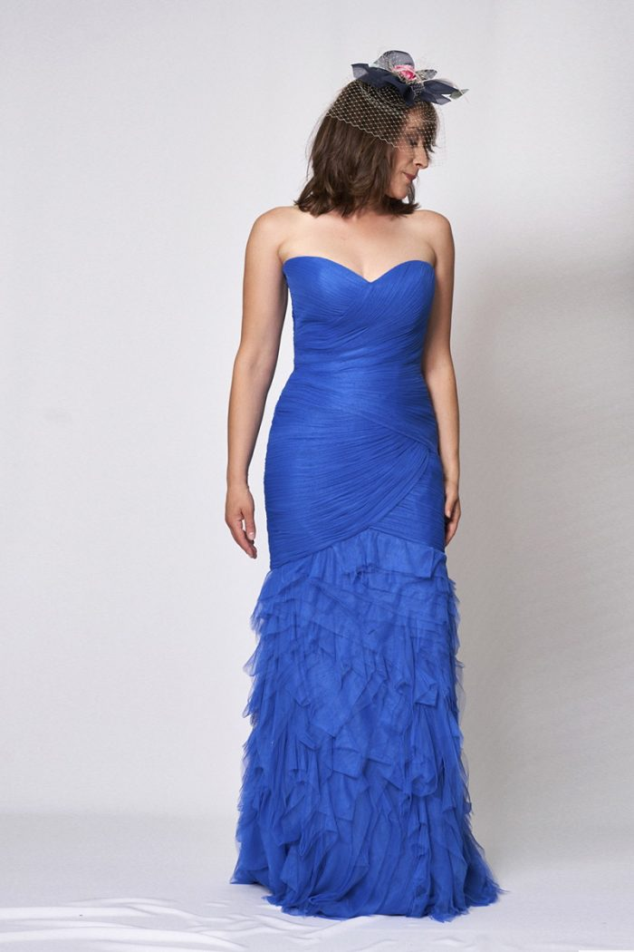 Vestido de fiesta modelo ICH03422 P