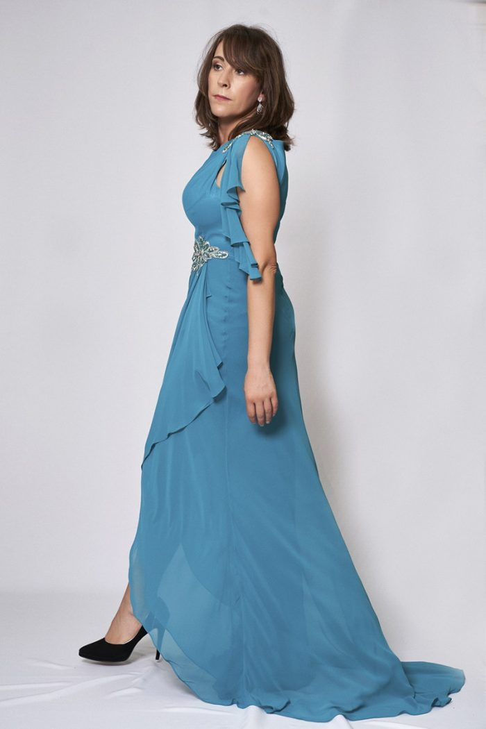 Vestido de fiesta modelo ICH03505 P