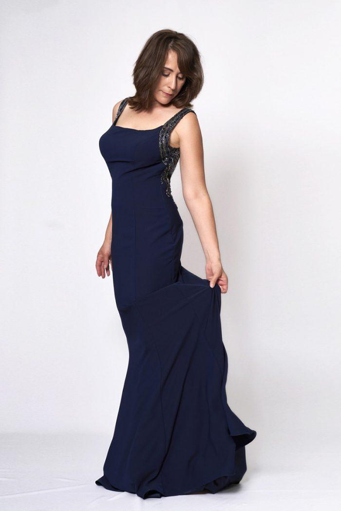 Vestido de fiesta modelo ICH03541 P