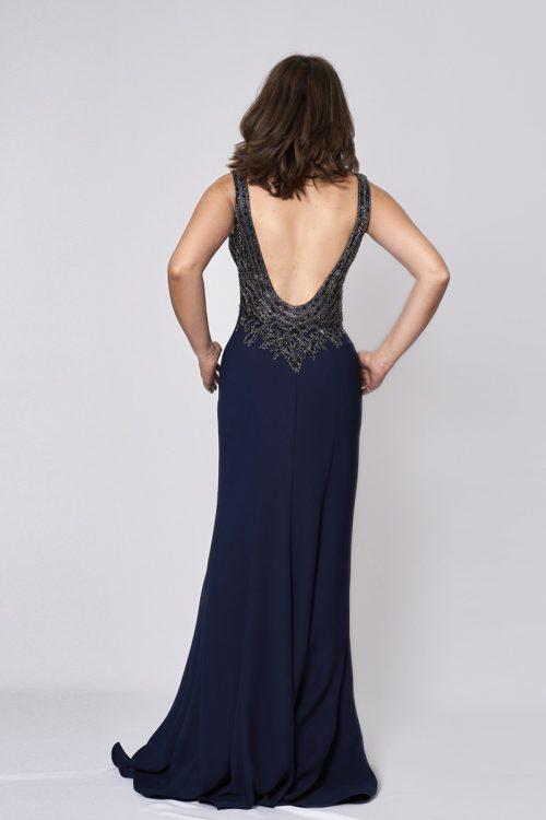 Vestido de fiesta modelo ICH03548 P