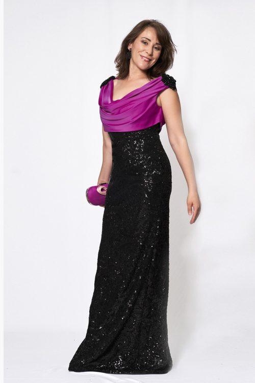 Vestido de fiesta modelo ICH03573 P