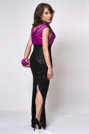 Vestido de fiesta modelo ICH03604 P