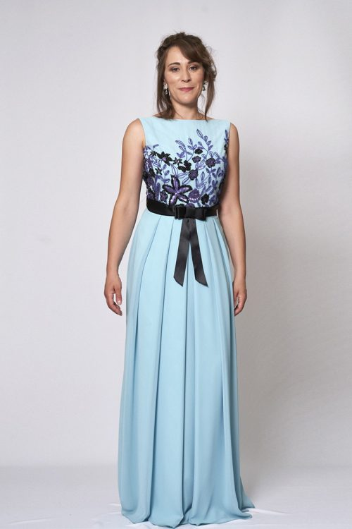 Vestido de fiesta modelo ICH03635 P