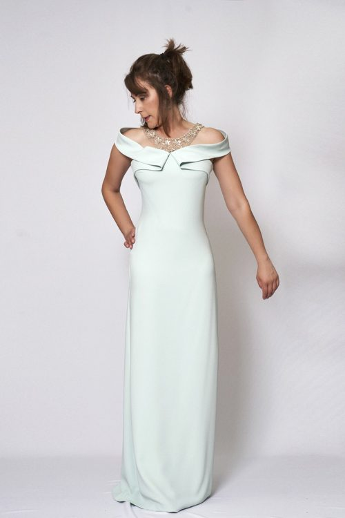 Vestido de fiesta modelo ICH03668 P